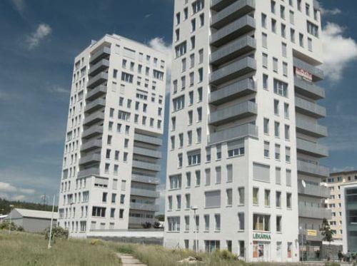 Bytové domy a společné prostory