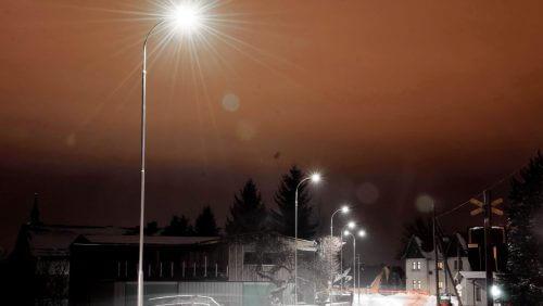 Revoluce v pouličním osvětlení