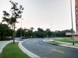 Ulice, komunikace, zastávky a parky